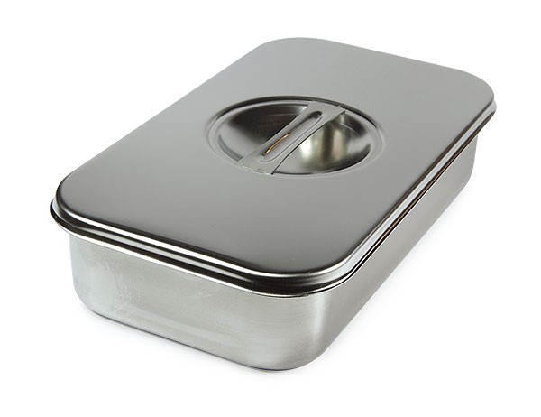 157601 - Instrument Box, Recessed Lid
