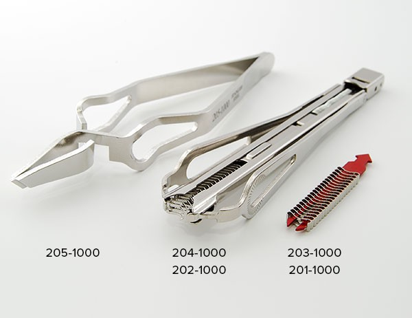 Reflex Autoclip System