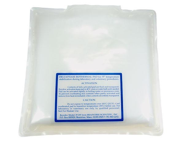 Deltaphase isothermal pad 3DP